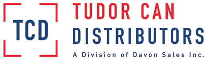 Tudor Can Distributors Logo
